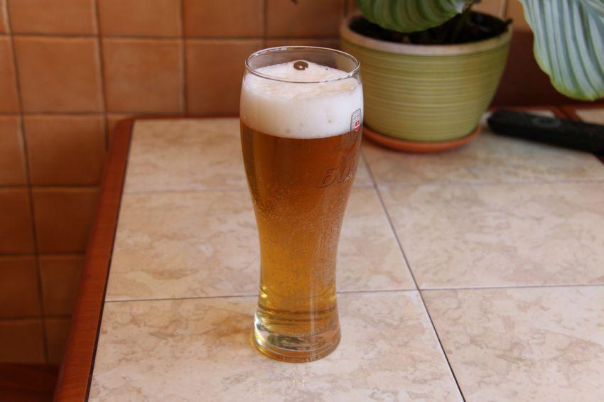 Пиво фото в домашних условиях