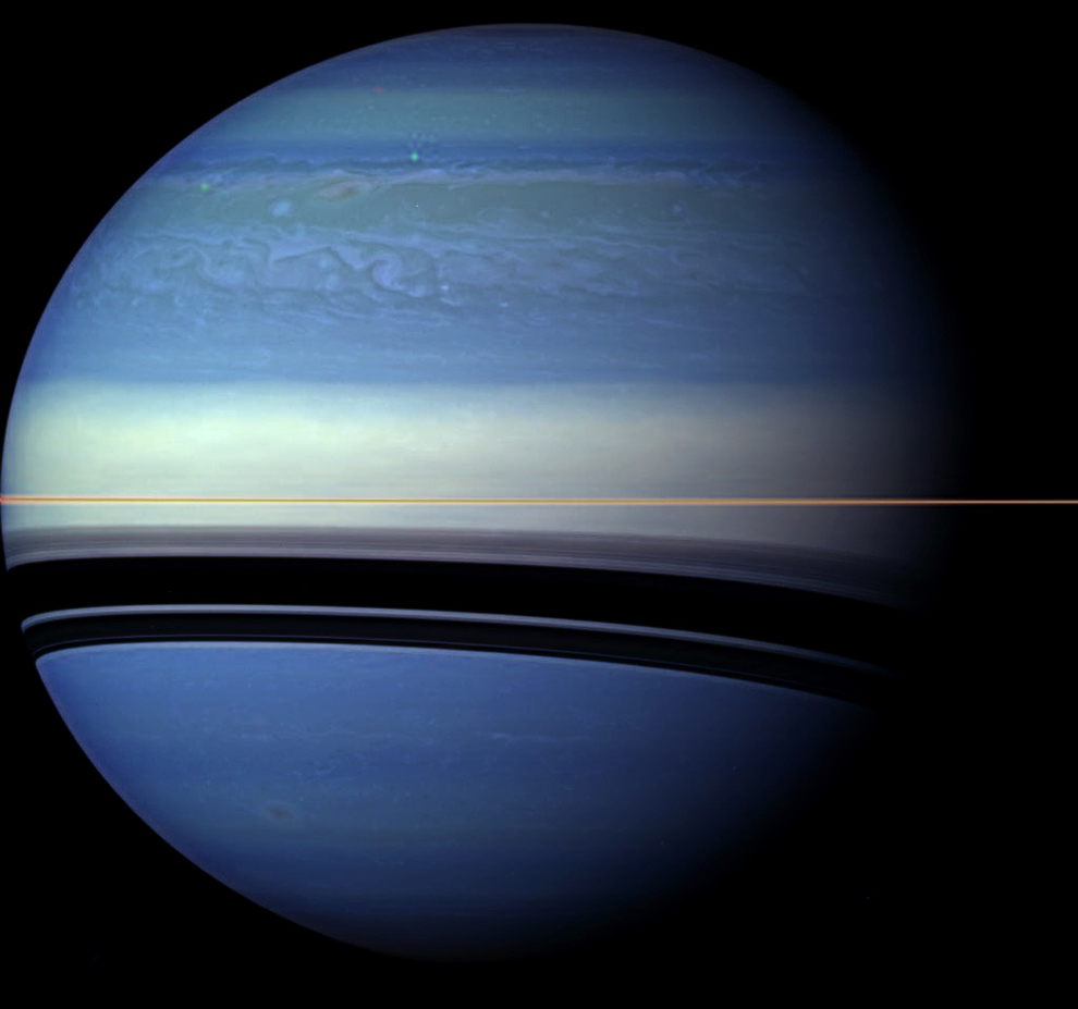 1275 Система Сатурна: октябрь 2011 года
