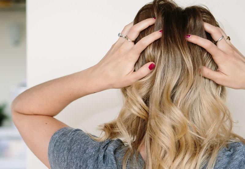 Массаж головы: от выпадения и для роста волос