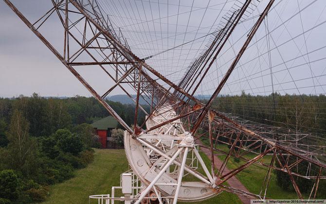Диапазонный Крестообразный Радиотелескоп