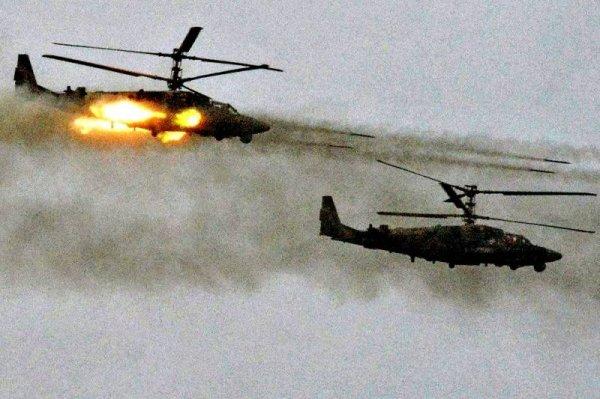 СМИ назвали возможную причину случайного пуска ракет с «Аллигатора»