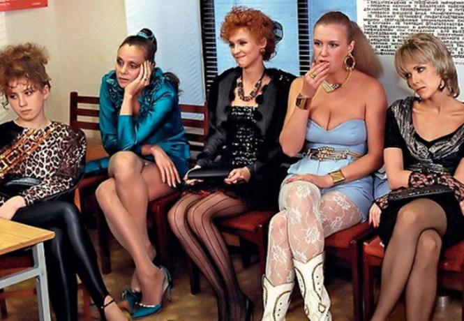 Статистика вывела формулу типичной московской проститутки