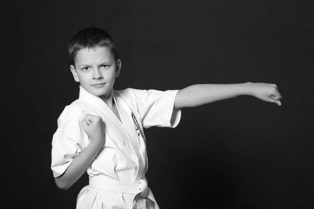 Как я научил брата драться