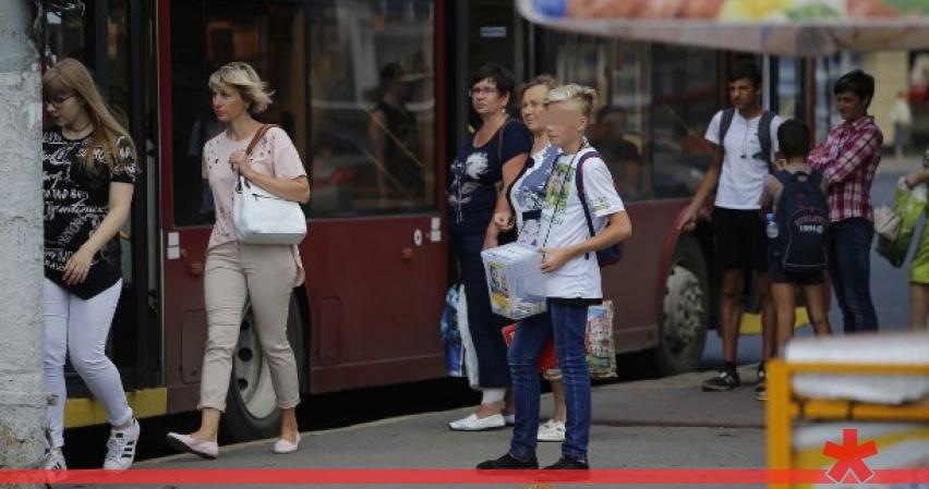 В Крыму орудует  шайка попрошаек, живущая за счет больных детей