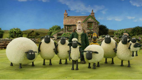 New trailer arrives for Shaun The Sheep: watch now