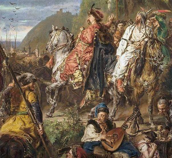 Как Хмельницкий освободил Львов