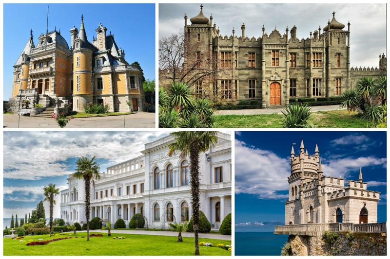 Конечно, практически всему миру известны дворцы Ялты - Массандровский, Воронцовский, Ливадийский, Ласточкино гнездо, но мало кто знает, что в самой Ялте есть огромное количество исторических зданий, с историей, но малоизвестных широкой публике интересное, красота, факты, ялта