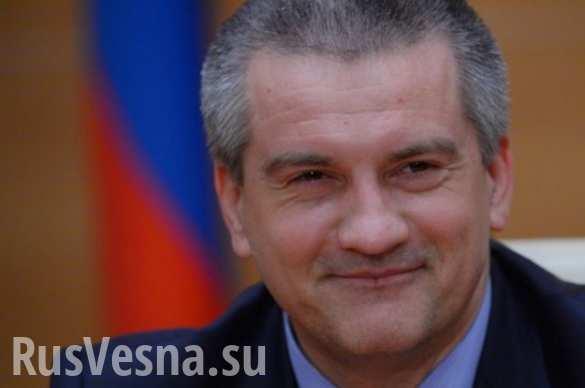 У Крыма появилось много союзников на Западе, — Аксенов | Русская весна