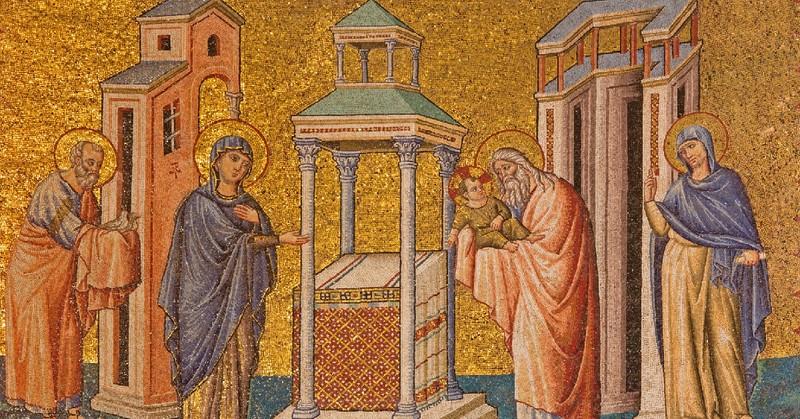 Традиции и обряды в день Сретения Господня