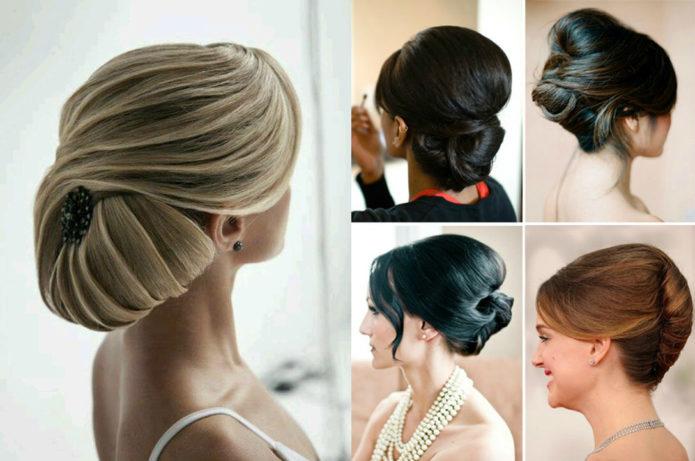 Как сделать причёску «ракушка» на разную длину волос: мастер-классы