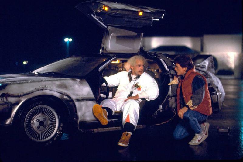 Назад в будущее. 80-е, дети, кино, фильмы