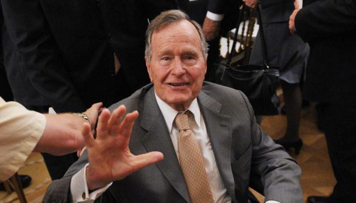 Завещание Буша для США: РФ в…