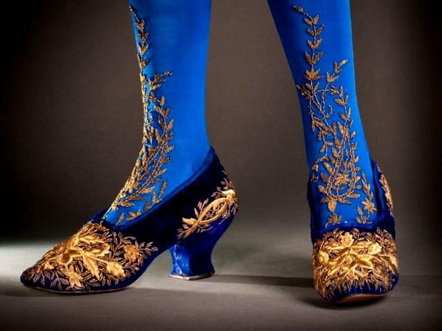 Туфли наших прабабушек. Искусство обуваться