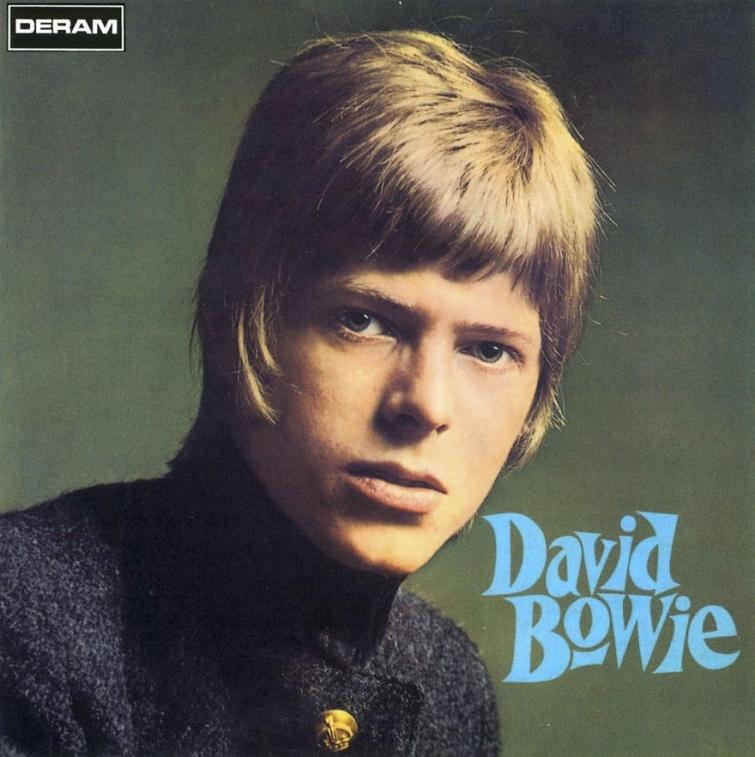 Обложка дебютного альбома британского музыканта.