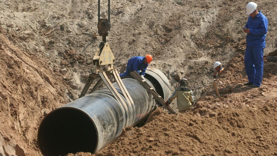"""США требуют остановить строительство газопровода """"Северный поток - 2"""""""