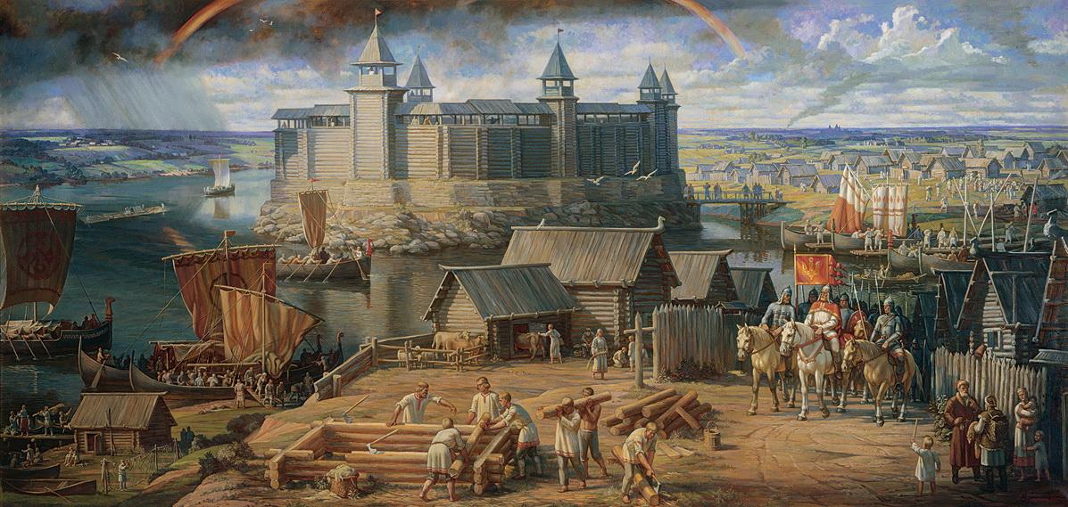 Картинки по запросу Человек древней руси, население древней руси