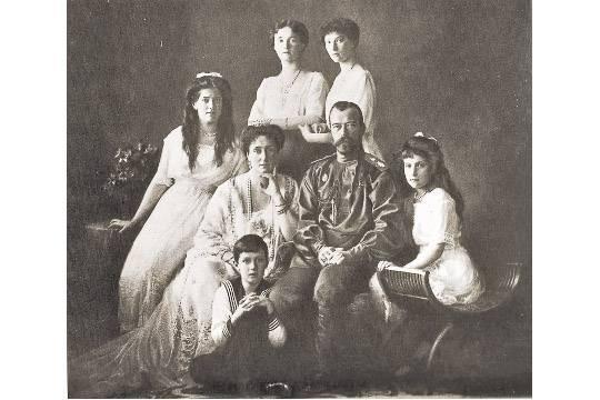 Николая II с семьёй всё-таки не расстреляли?