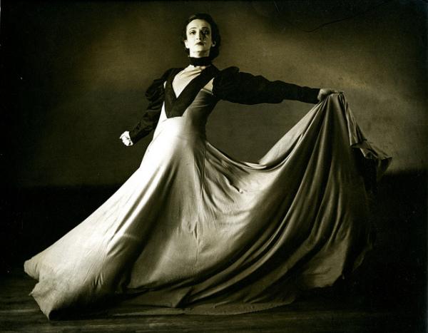 Известные танцоры. Дорис Хамфри