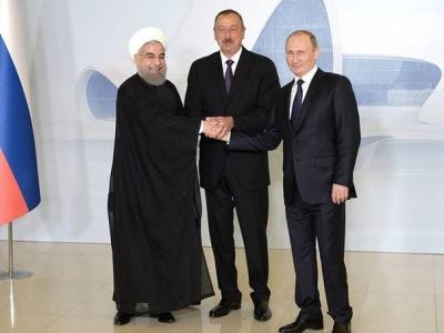 Россия, Турция и Иран будут в Сочи делить Сирию на троих