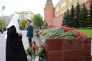 Патриарх Кирилл 8.05.2014