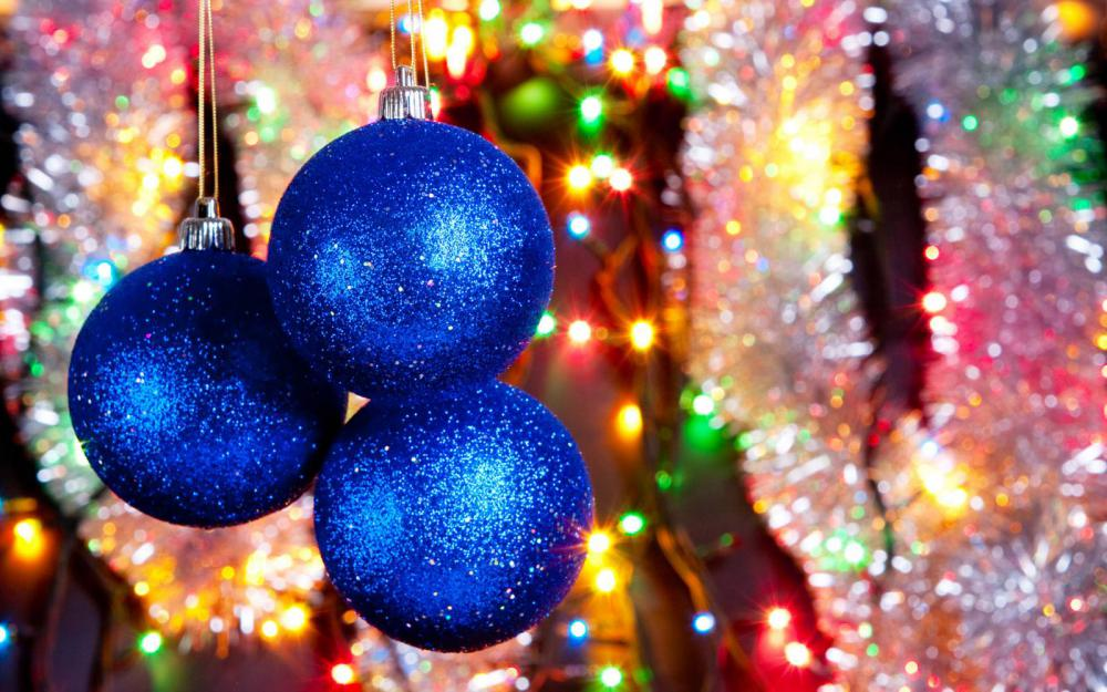Три шара на ёлке – волшебный новогодний ритуал