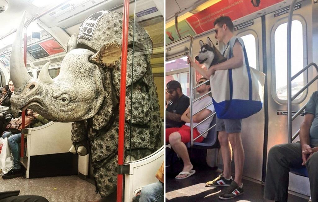 Странности в метро