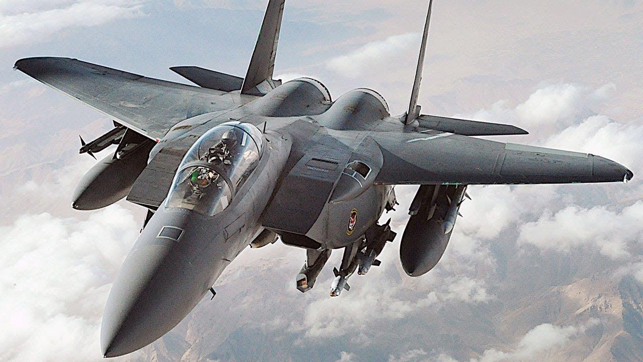 На Украину прибыла авиация США для участия в военных учениях