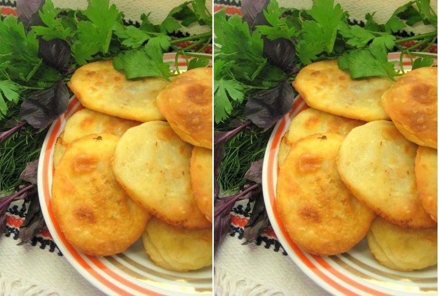 Картинки по запроÑу Супер-рецепт — тонкие жареные пирожки Ñ Ð¼ÑÑом