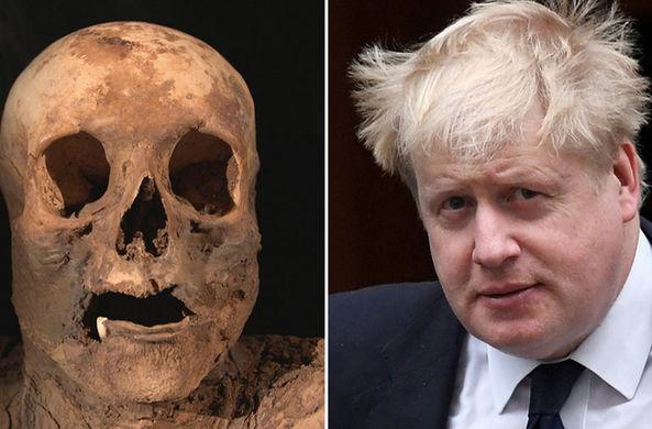 Британский министр иностранных дел оказался правнуком базельской мумии
