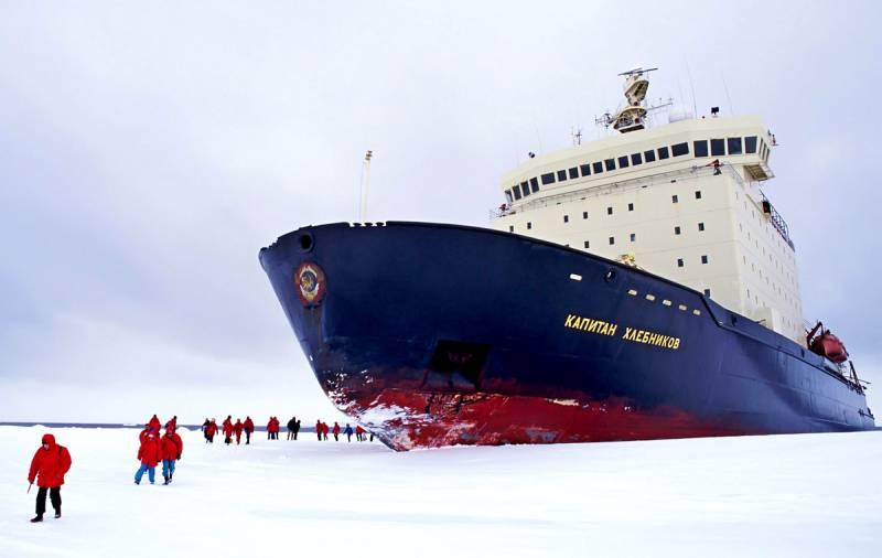 Арктика наша! Россия защитил…