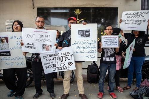 В Саудовской Аравии признали смерть журналиста Хашукджи