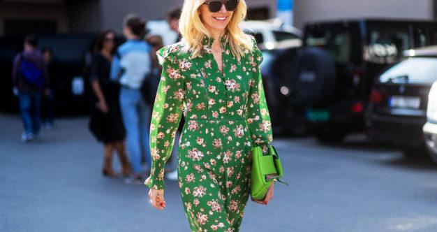 Настроение весны: Топ-10 романтичных платьев с цветочными принтами