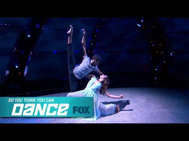 Танец невероятной красоты