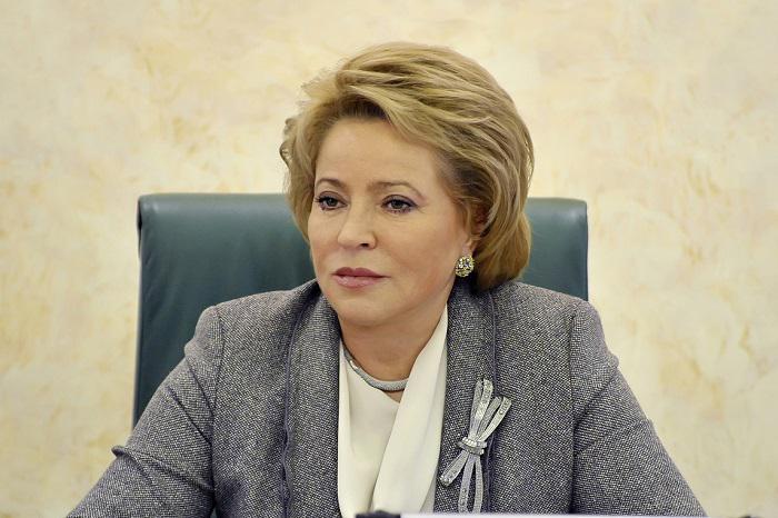 Матвиенко поставила диагноз Маккейну и внешней политике США