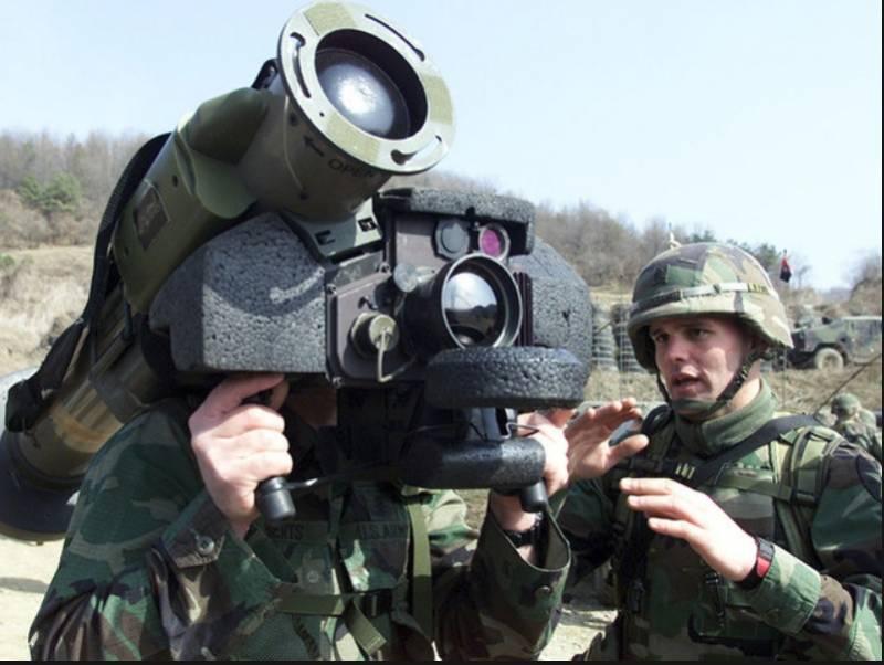 Появление американских ПТРК на Украине изменит очень многое