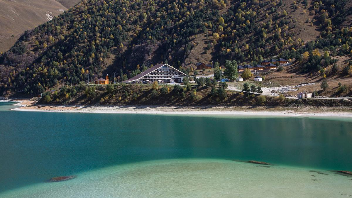 «Кезеной-Ам» — любимый курорт чеченцев