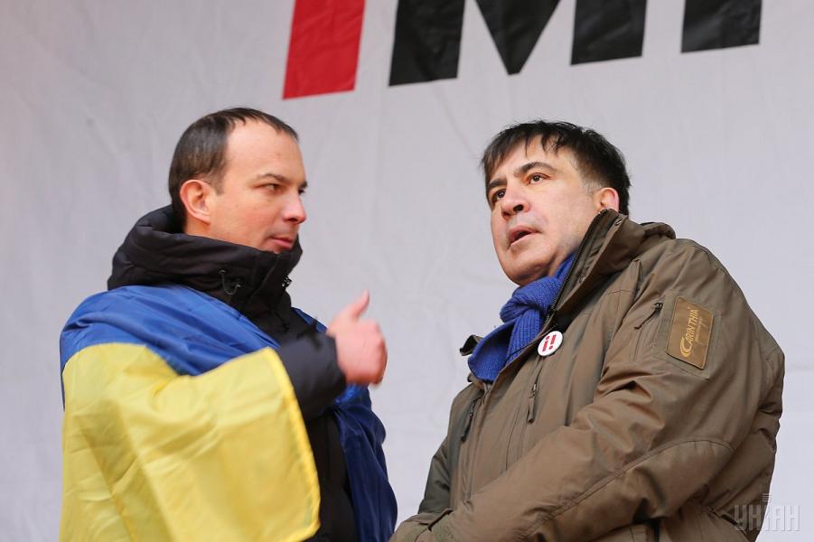Саакашвили все-таки писал письмо Порошенко, это не фейк