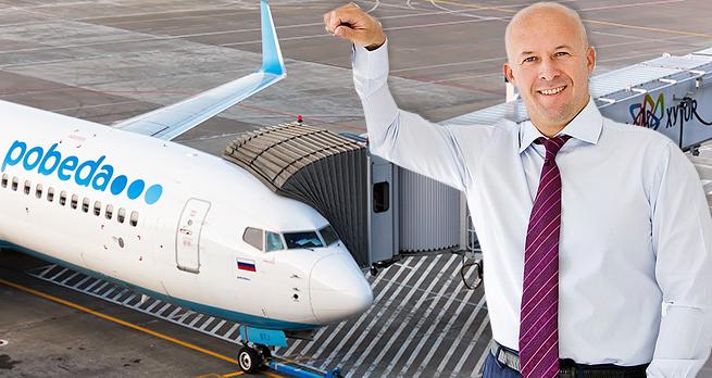 """Гендиректор """"Победы"""": мы снизим цены на авиабилеты до 777 рублей"""