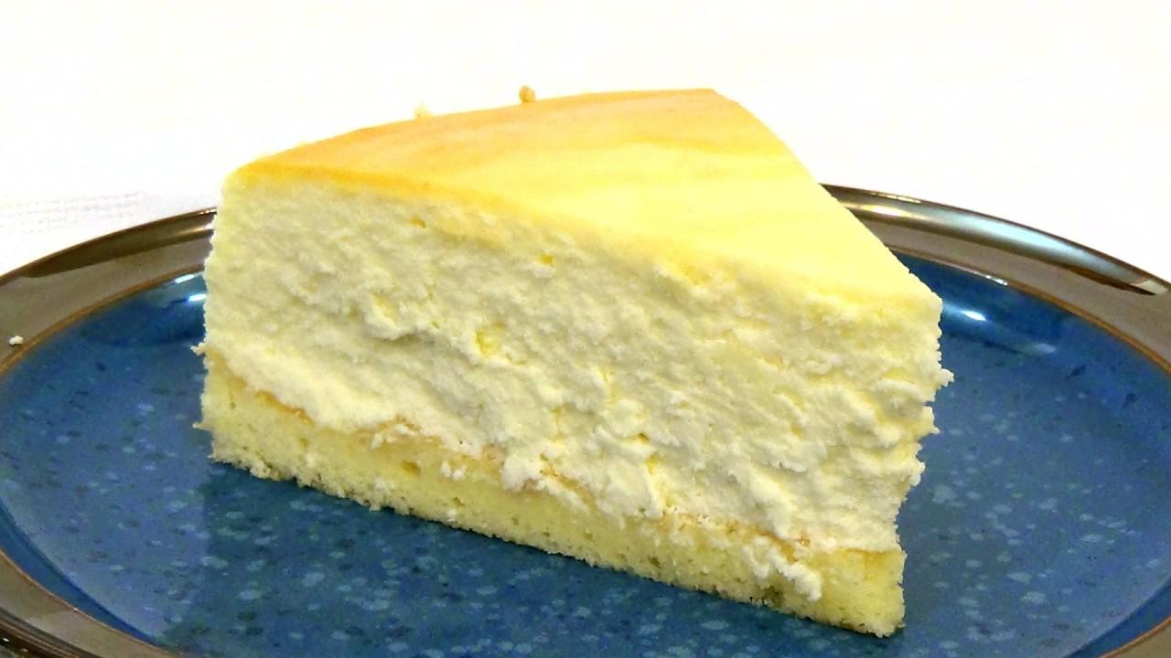 Чизкейк классический: рецепт Ирины Подолян! Невероятно вкусно!