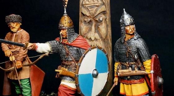 ВСмоленской области вмогиле дружинника найден меч Xвека