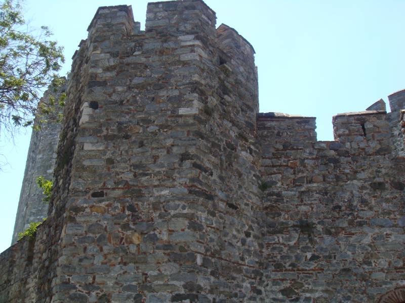Румели-хисар – «крепость на ромейском берегу» (по материалам полевых исследований)