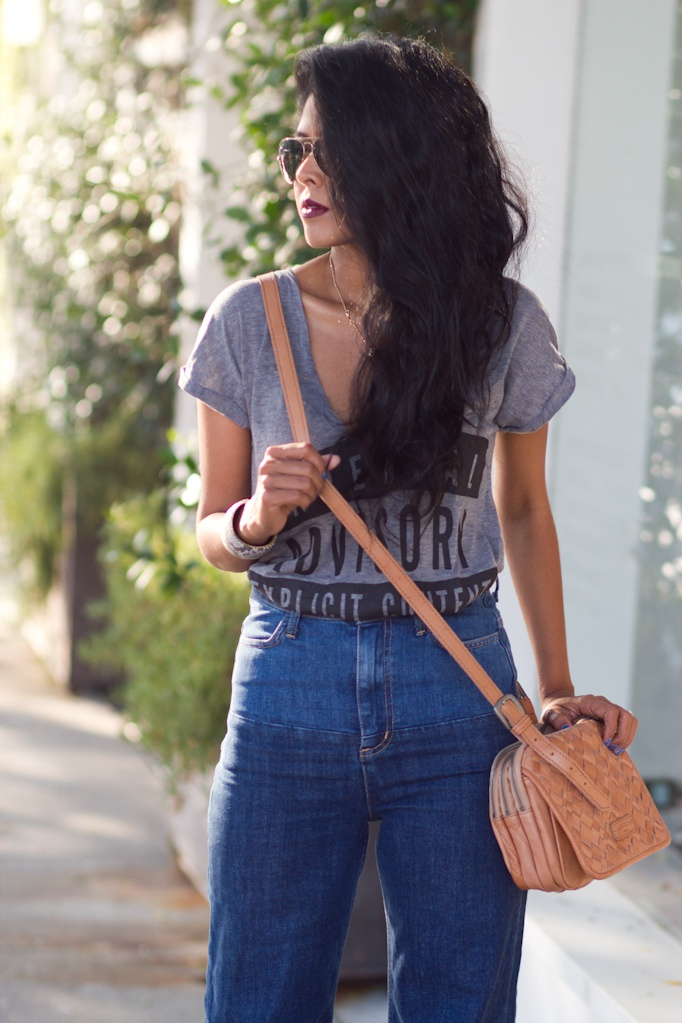 Переделки джинсов - измение размера