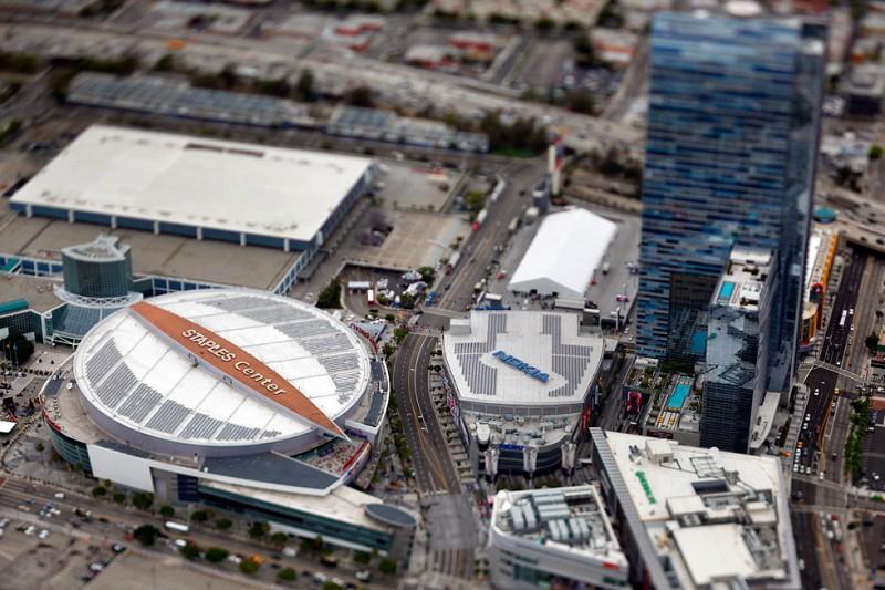 С днем рождения, Лос-Анджелес: Город Ангелов с высоты птичьего полета