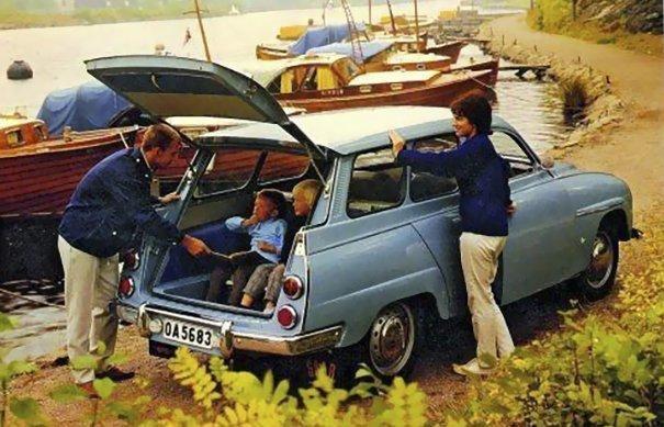 12. 60-е годы, автомобили, легковой автомобиль, старые машины, старые фото, сша, универсал, фургон