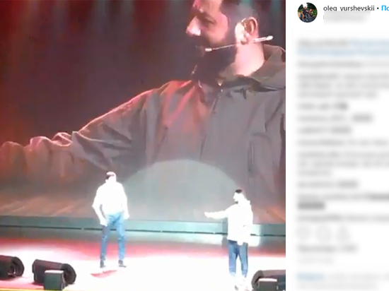 Петушиная пародия Галустяна на Кадырова разгневала чеченцев