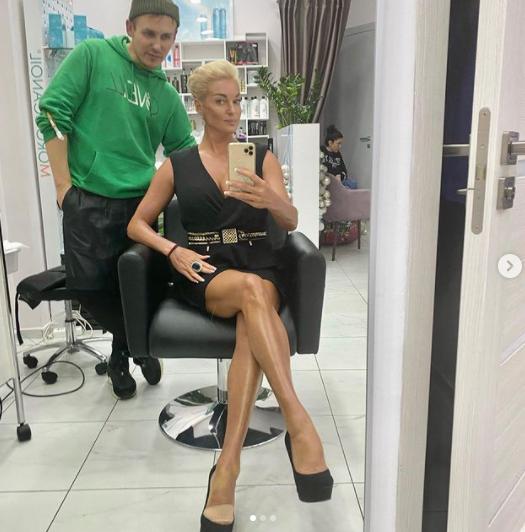 Анастасия Волочкова приятно удивила подписчиков своим новым образом