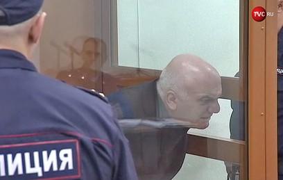 """Захватившего """"Ситибанк"""" бизнесмена приговорили к 12 годам заключения"""