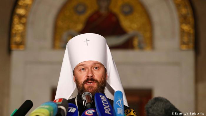 РПЦ объявила Вселенского патриарха раскольником