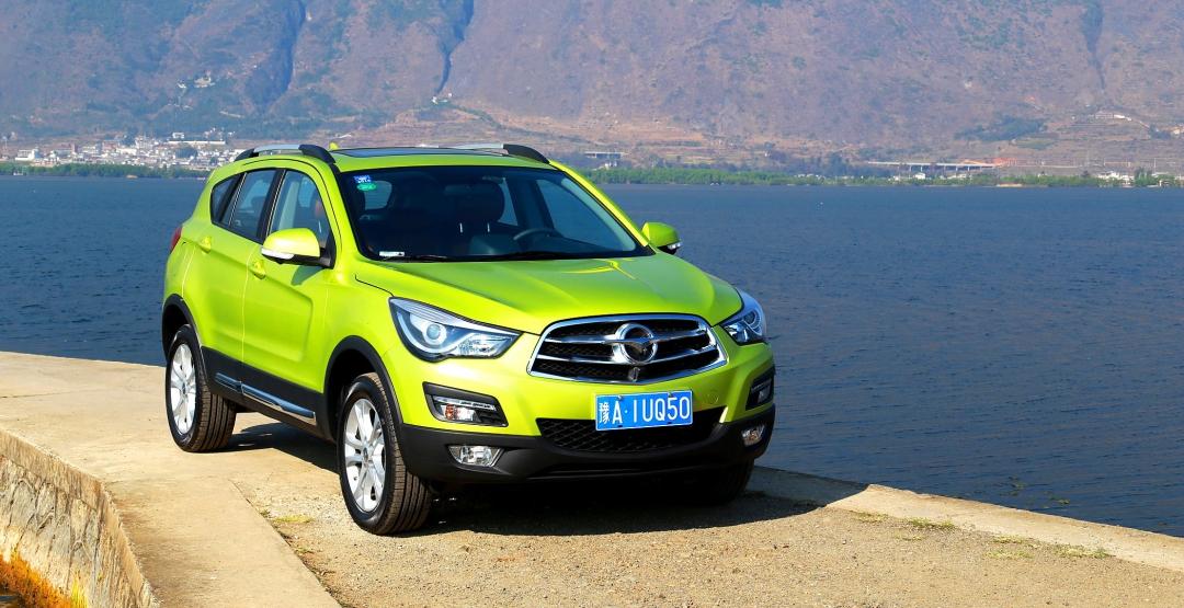 Китайский паркетник «Haima S5» появится на российском рынке весной этого года