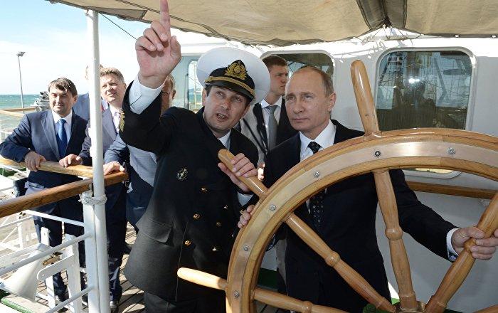 Бунт на галере Путина? Его подданные, похоже, вконец отбились от рук